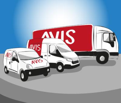 Autovermietung Ziemann: LKW und Transporter