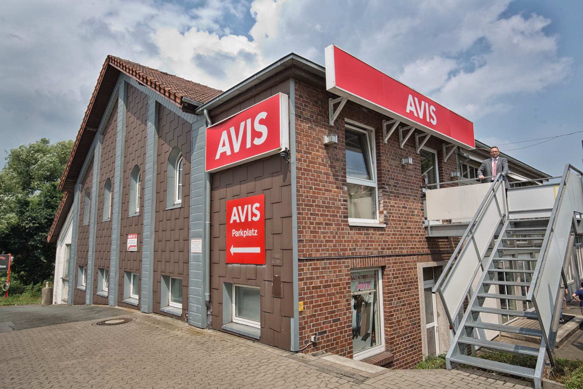 AVIS Ziemann in Bad Oyenhausen