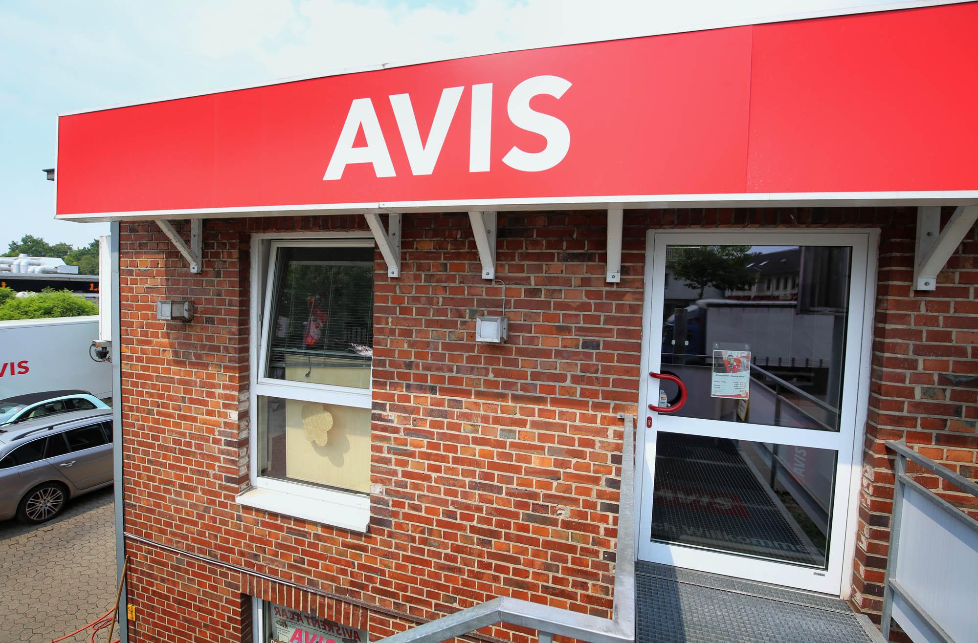 Autovermietung AVIS Ziemann