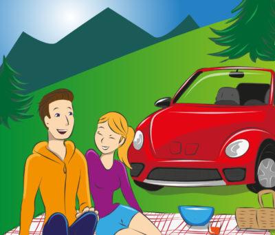 Autovermietung Ziemann: Wochenend-Tarife